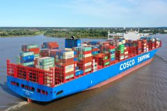 Thumbnail Image for COSCO Shipping Taurus
